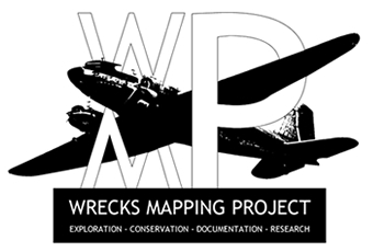 wrecks mapping project tenerife