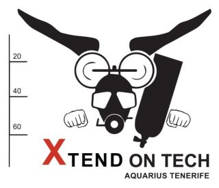 xtend on tech technical diving tenerife